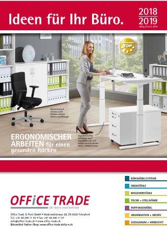 Büromöbel Bürostühle Bürobedarf Unsere Kataloge Hier Bestellen